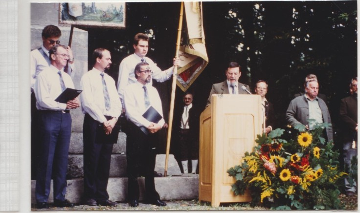 Goldbodenfeier 1991 Ansprache Vors.Walter Stürzl
